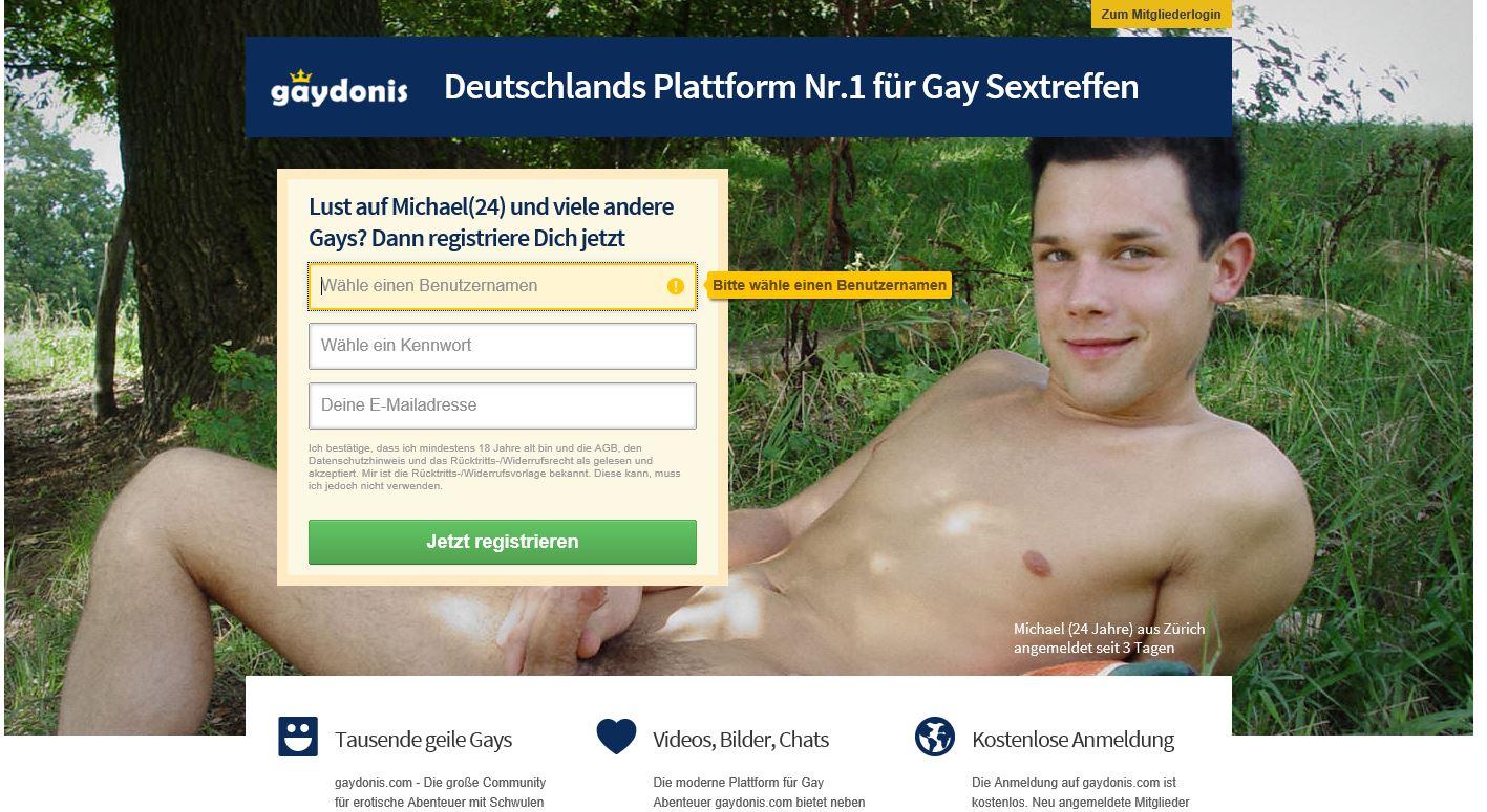 gay sextreffen